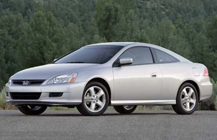 2006 Honda Accord coupe picture
