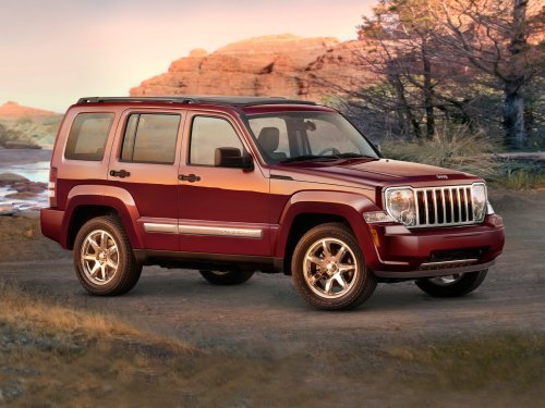 Jeep Liberty recall picture