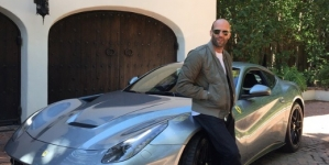 Jason Statham's Ferrari F12 Berlinetta is Both Fast and Furious