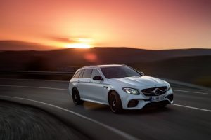 Mercedes AMG E63 – For When Your Wagon Needs Drift