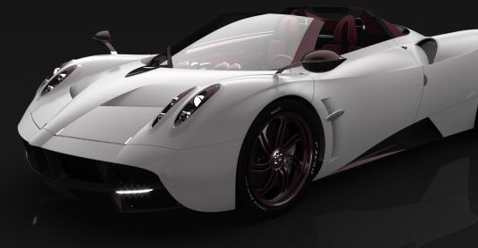 Pagani Huayra is Finally Here, Only $2.4M
