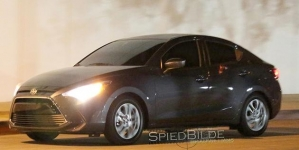 Scion iA Tiny Sedan Revealed