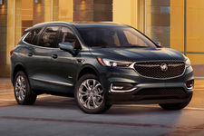 "2018 Buick Enclave ""Avenir"" will have ionic air purifier"